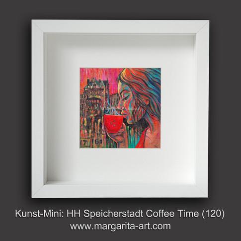 Hamburg Speicherstadt - Coffee Time