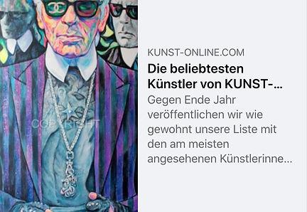 Kunst Online Beliebteste Kuenstlerin 2020 Margarita Kriebitzsch