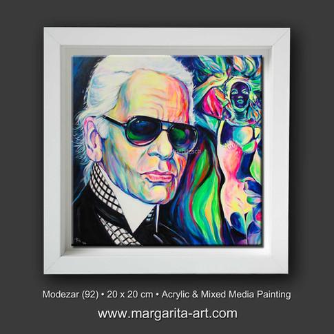 Modezar - Pop Art Portrait