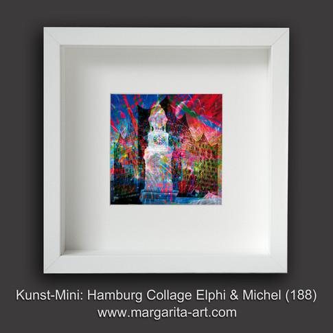 Hamburg Collage Elphi & Michel 188