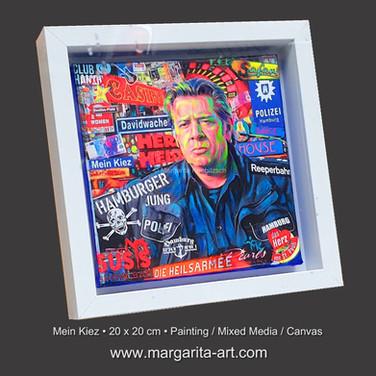 Mein Kiez - Portrait von Jan Fedder