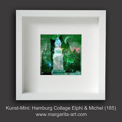 Hamburg Collage Elphi & Michel 185