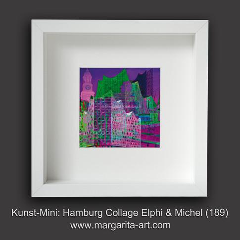 Hamburg Collage Elphi & Michel 189