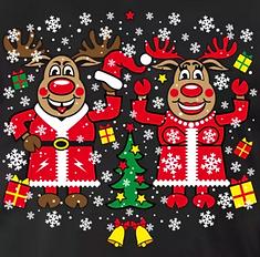Weihnachtsgeschenke und T-Shirts bestellen