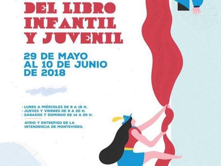 feria del libro infantil y juvenil de Montevideo