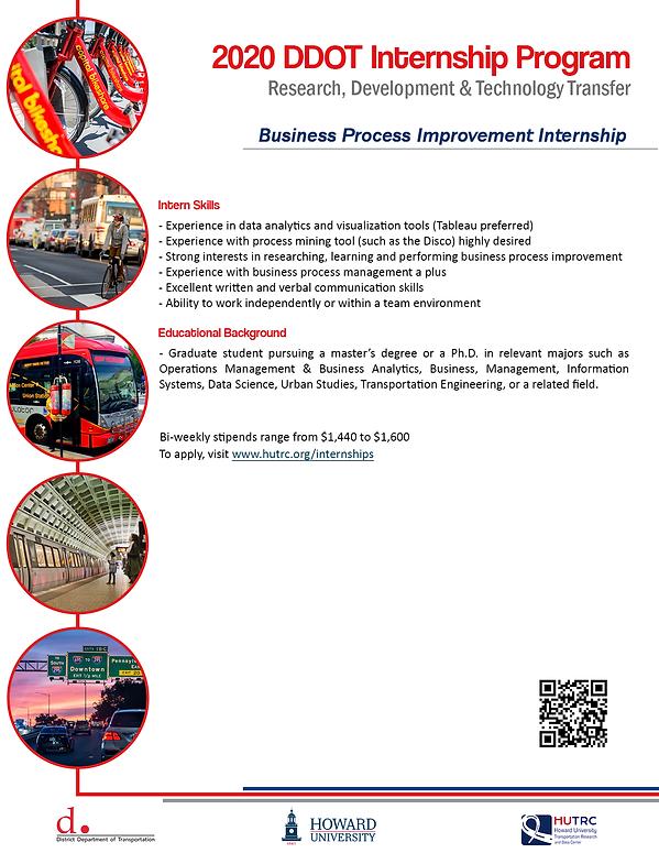 Business Process Improvement  Internship
