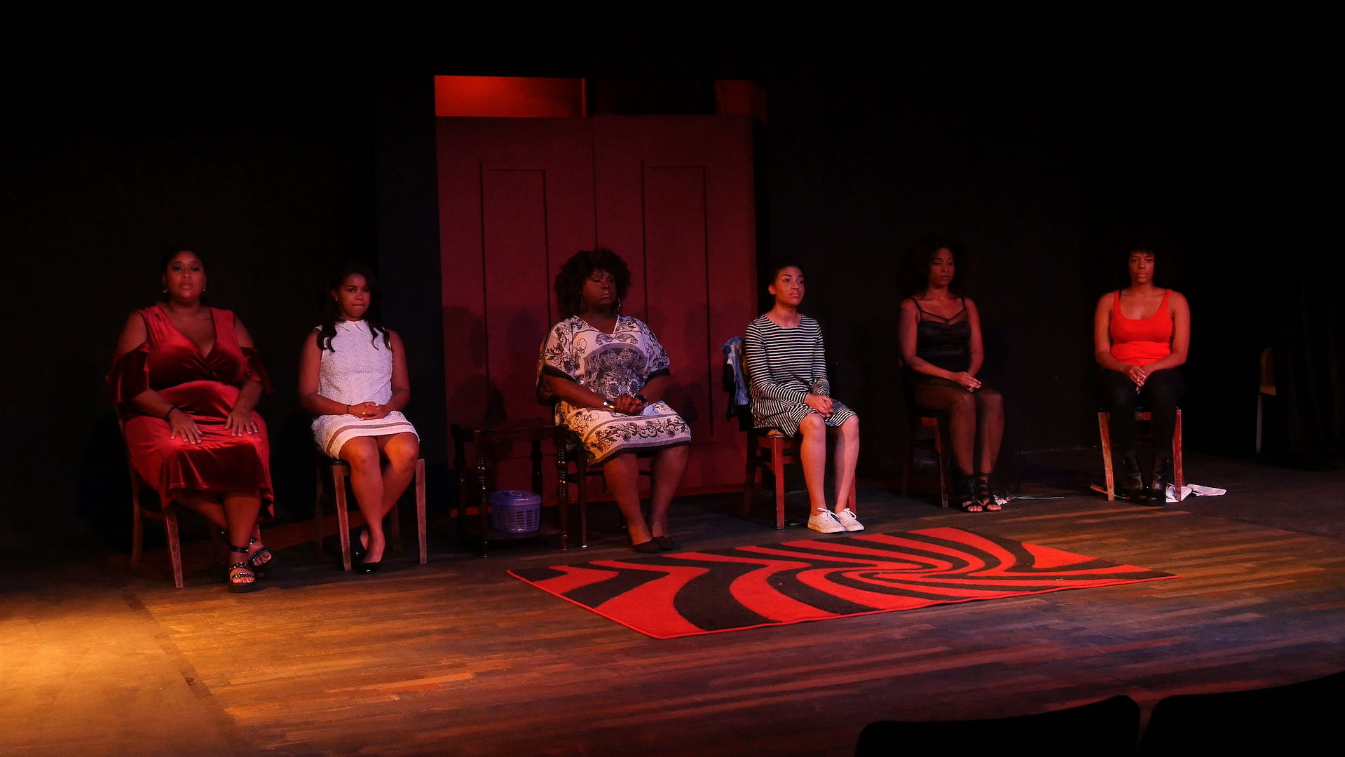 """""""Comb Your Hair (or you'll look like a slave)"""" @ SkyPilot Theater"""