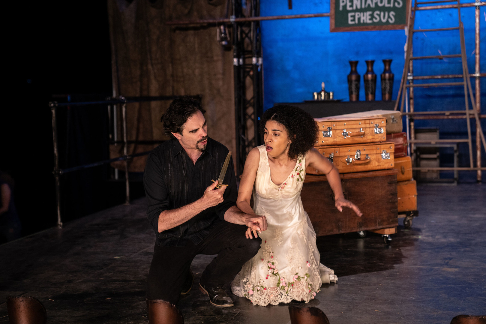 """Pericles"" @ Independent Shakespeare Co."
