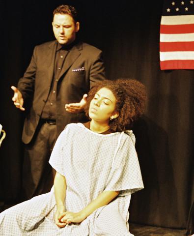 """American Asylum"" @ Edinburgh Fringe"
