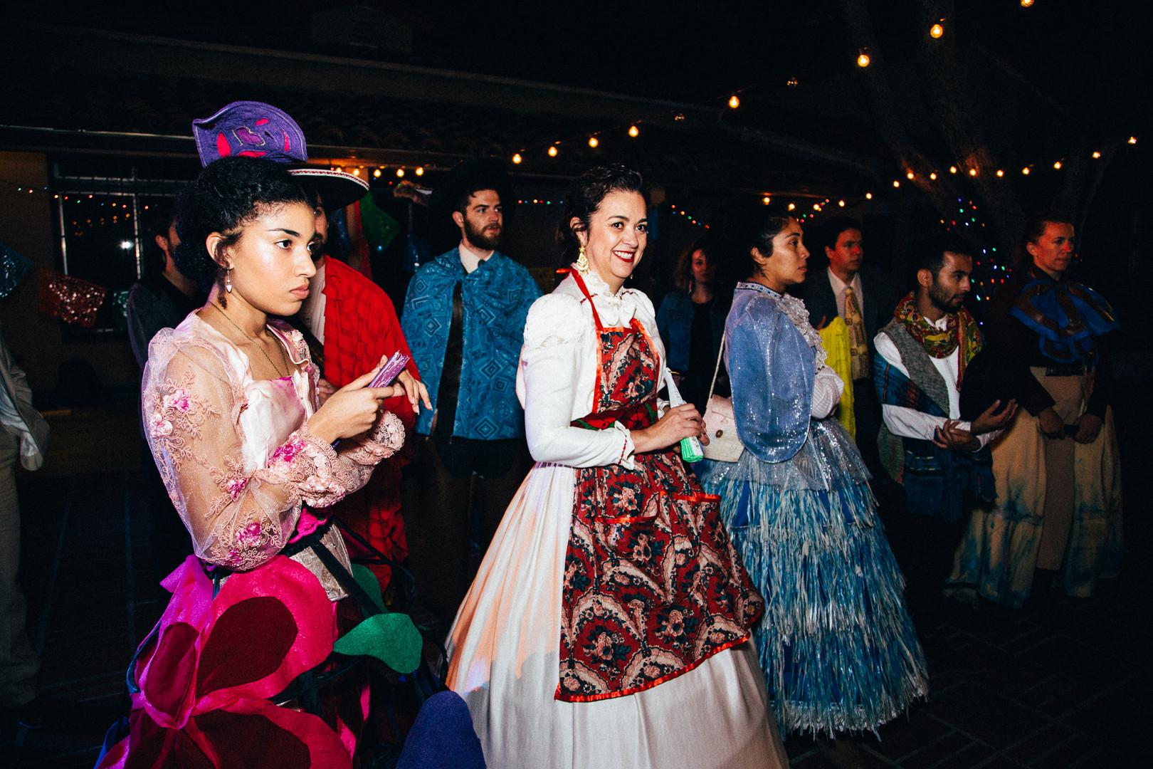 """""""Señor Plummer's Final Fiesta"""" @ Rogue Artists Ensemble"""
