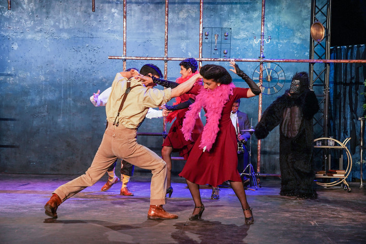 """""""Twelfth Night"""" @ Independent Shakespeare Co."""