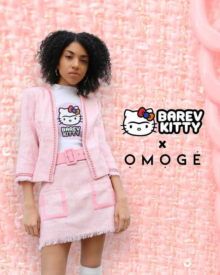 Barev Kitty x OMOGÉ Campaign