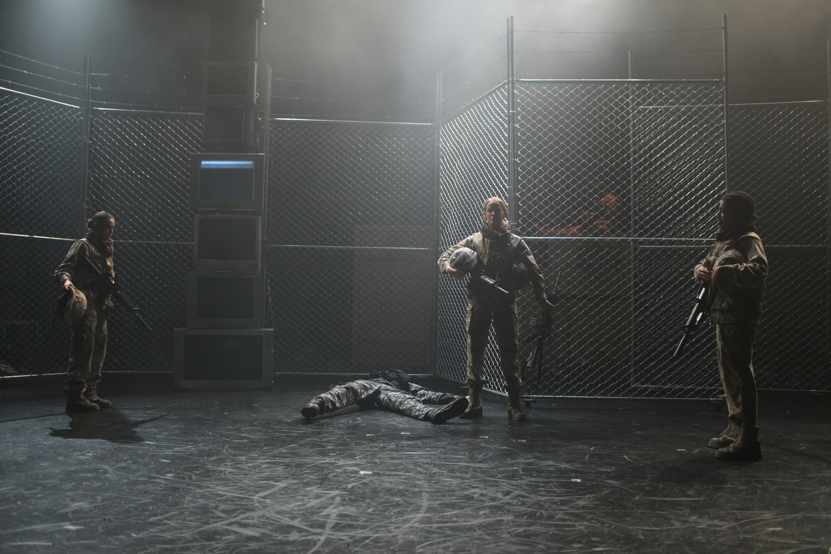 """Macbeth"" @ Northern Stage"