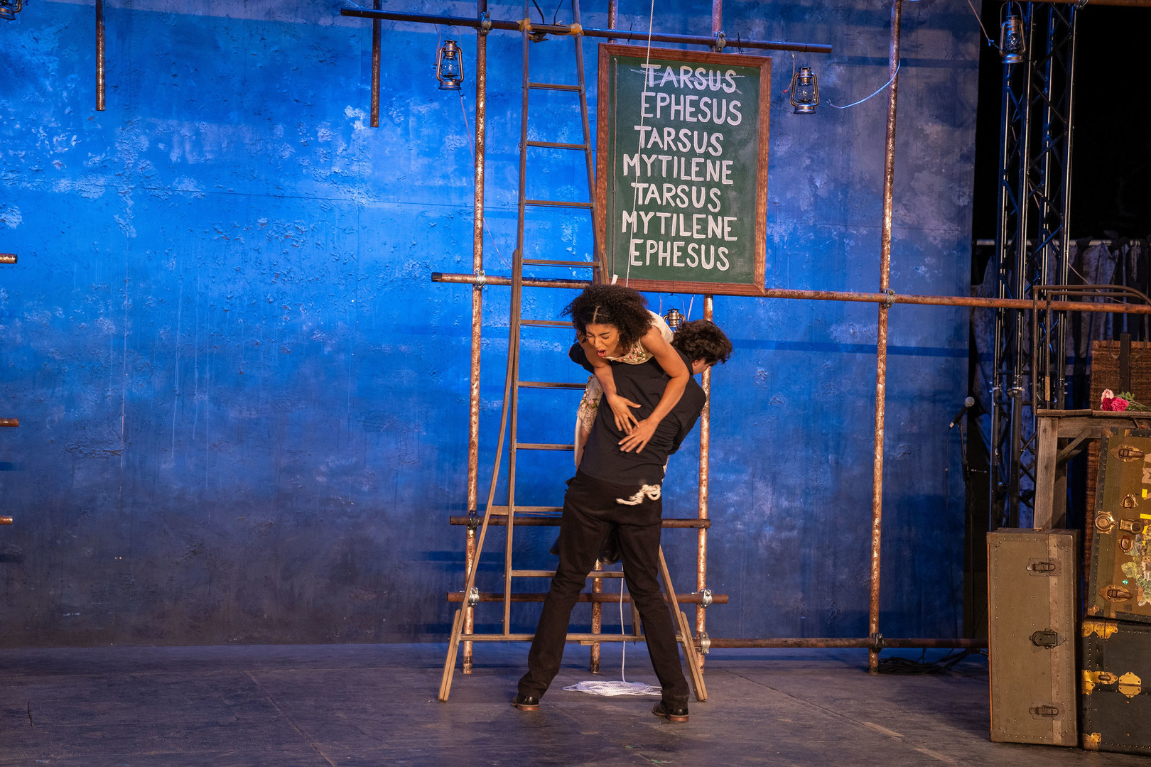 """""""Pericles"""" @ Independent Shakespeare Co."""