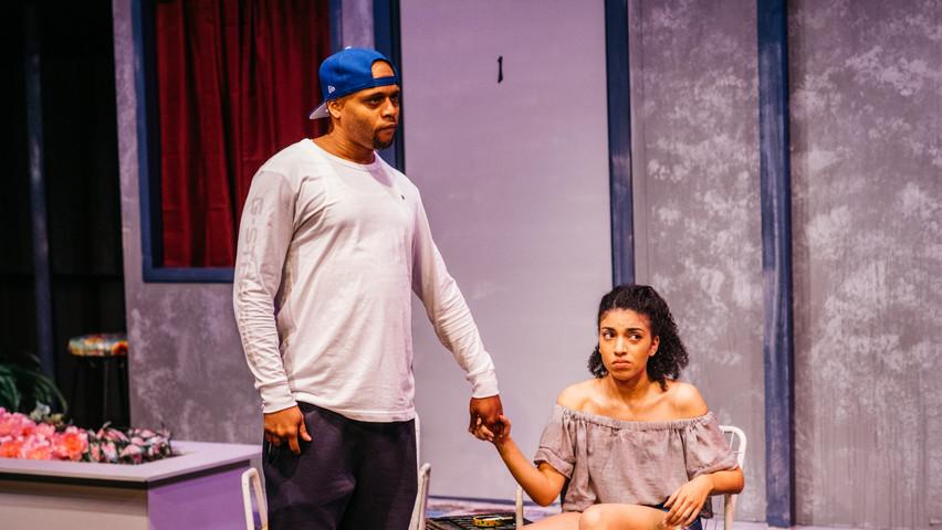 """""""Troy"""" @ Hero Theatre"""