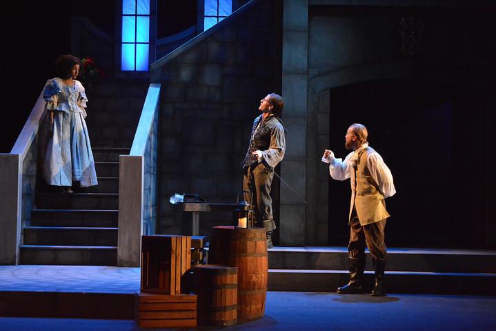 The Three Musketeers @ Palos Verdes Performing Arts