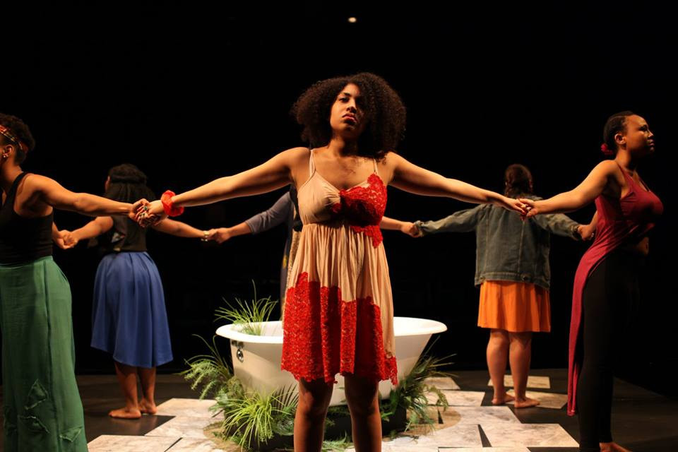 """""""for colored girls who have considered suicide / when the rainbow is enuf"""" @ Dartmouth"""