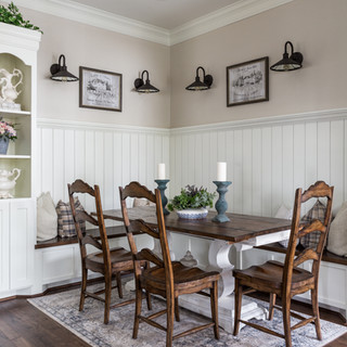 A Breakfast Room for all