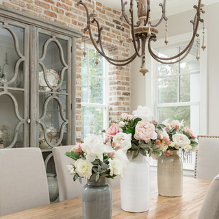 Exposed Brick Accent Wall