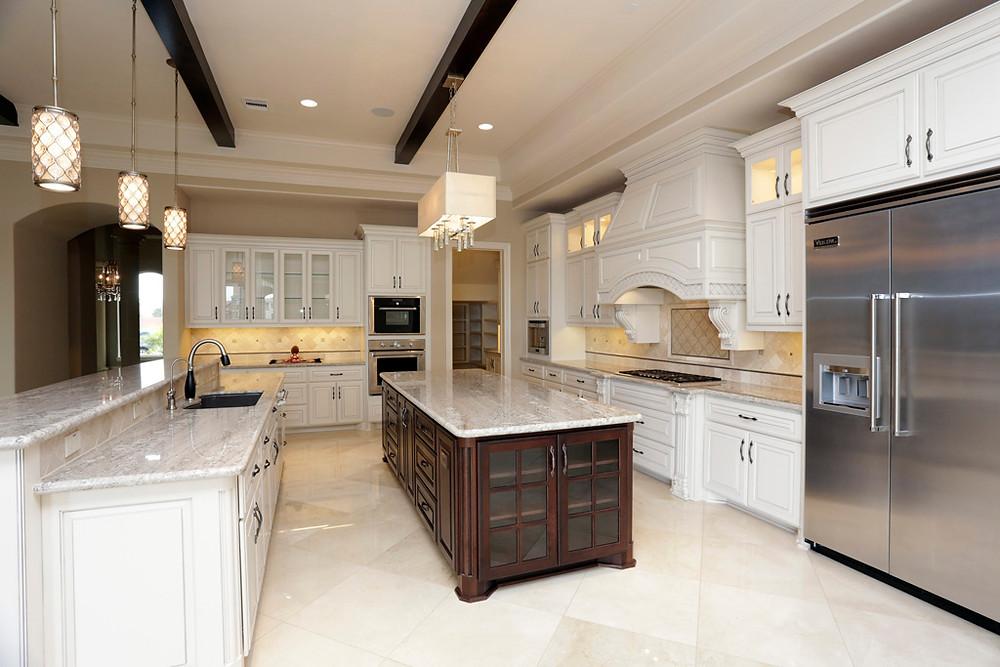 Riverstone interior design