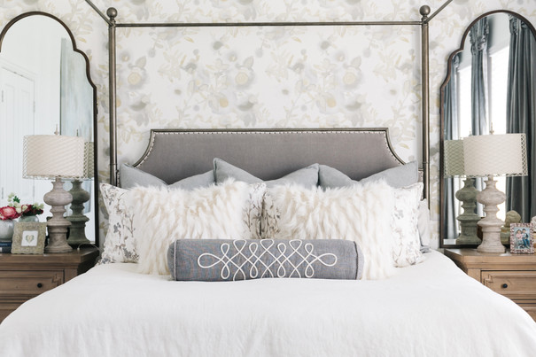 Neutrual Bedroom Design