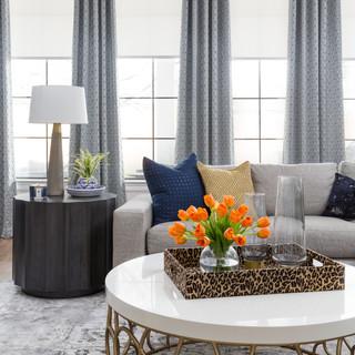 High Fashion Living Room