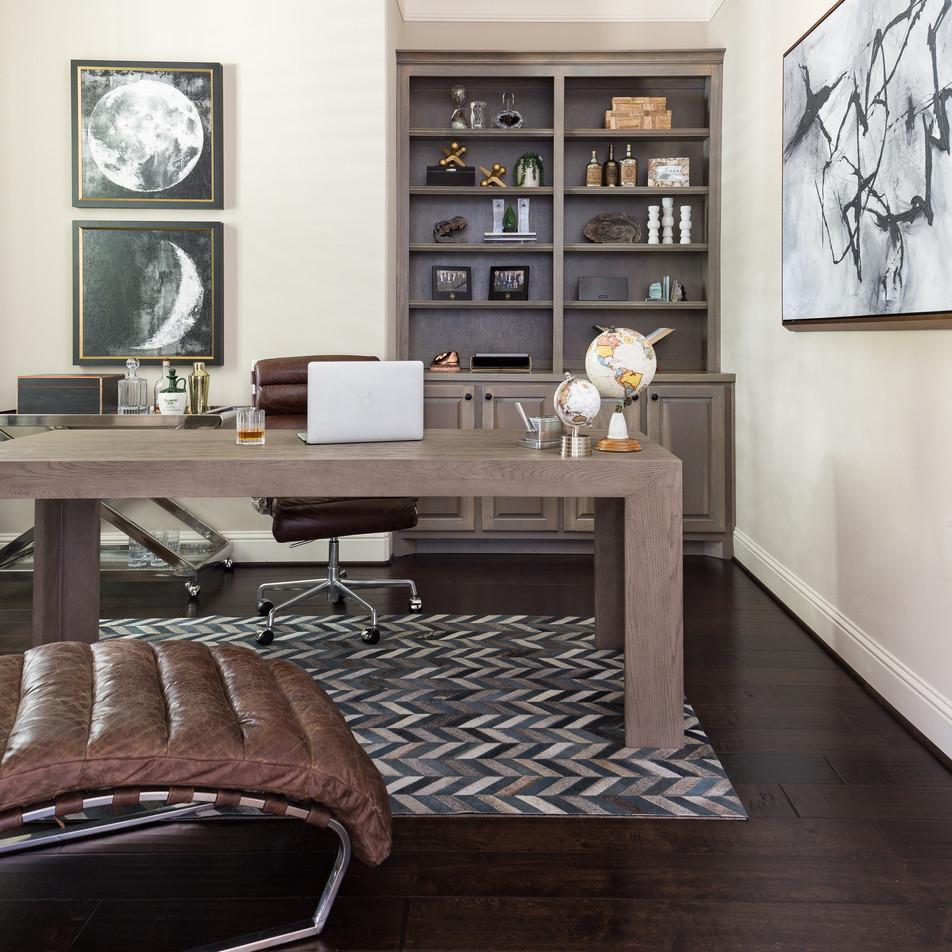 Modern Man's Home Office