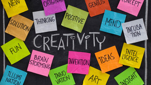creativity = key to success in the workplace