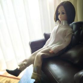 「新中山ちゃん人形」制作