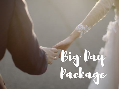 Big Day Package