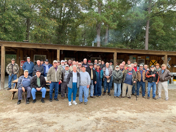 Railroad Retirees Annual Cane Grinding in Bryan County