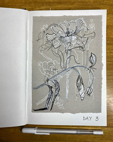 The 100 Day Project - Day 3