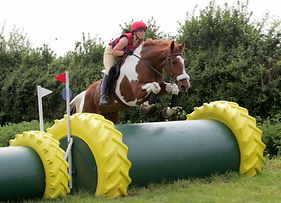 Richard Chapman Equestrian XC Course