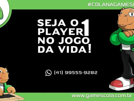 Indicação Premiada 2021 - AMIGOS GAMEscola®.