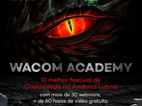 GAMEscola No Wacom Academy 2020