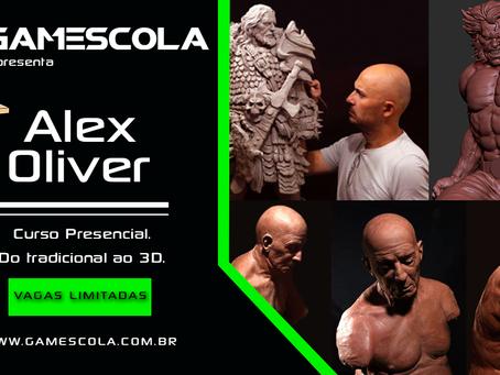 Curso Presencial Com Alex Oliver em Curitiba