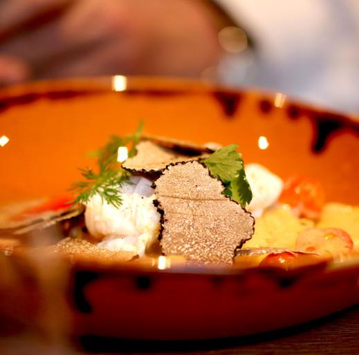 herdöpfel-parmigiano ravioli