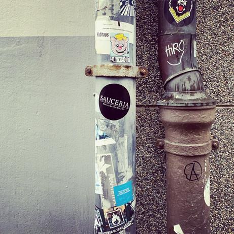 sauceria stickers