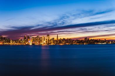 San Francisco Skyline I