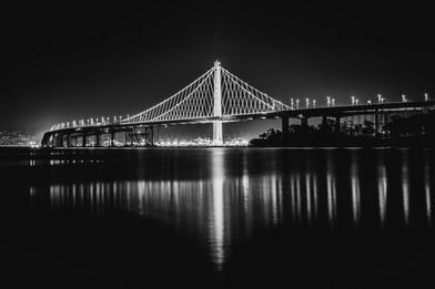 Bay Bridge Reflect