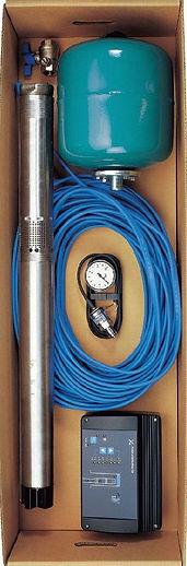 Насосное оборудование Геоснаб Standardpump Погружные Скважинные Насосы