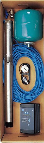 Насосное оборудование скважинные насосы Standardpump
