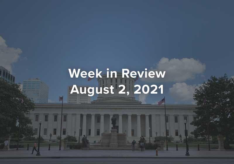 Week In Review - August 2, 2021