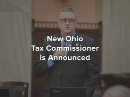 New Ohio Tax Commissioner is Announced