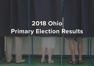 2018 Ohio Primary Election Results