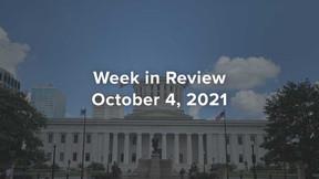 Week In Review - October 4, 2021