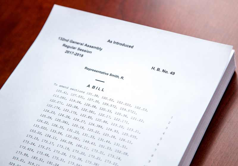 Governor John Kasich Biennial Budget