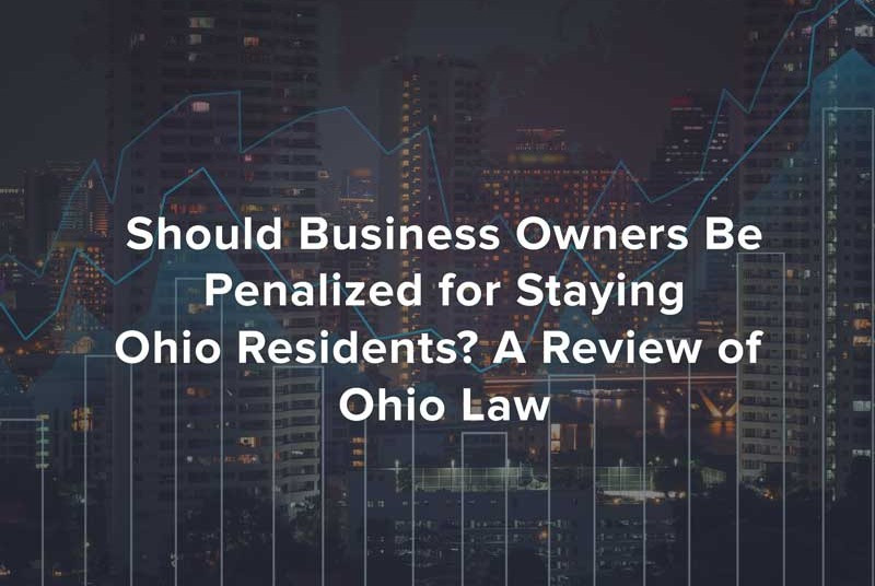 2019 Ohio Tax Conference Highlights