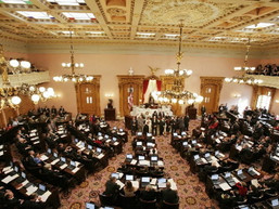 130th General Assembly Wraps Up With a Flurry of Activity