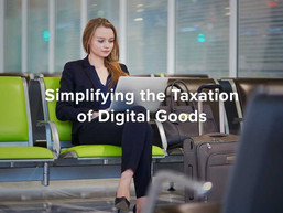 Simplifying the Taxation of Digital Goods